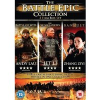 The Battle Epic Collection DVD
