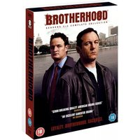 Brotherhood - Complete 1-3 Box Set DVD