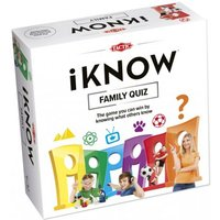 iKNOW Family Board Game