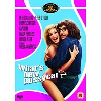 What's New Pussycat? DVD
