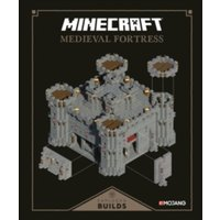 Minecraft: Exploded Builds: Medieval Fortress : An Official Minecraft Book from Mojang