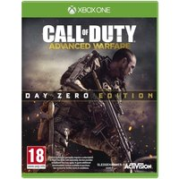 Ex-Display Call Of Duty Advanced Warfare Day Zero Edition Xbox One Game