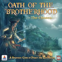 Oath of the Brotherhood Board Game