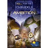 Roll for the Galaxy Ambition Board Game