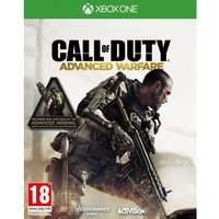 Call Of Duty Advanced Warfare Xbox One Game (with Advanced Arsenal DLC)