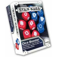 Star Saga: Dice Booster Board Game