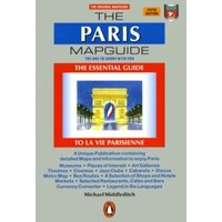 The Paris Mapguide by Michael Middleditch (Paperback, 2002)