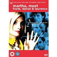Martha, Meet Frank, Daniel And Laurence DVD
