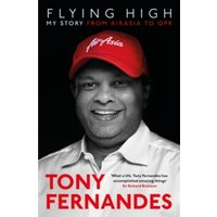 Flying High : My Story: From AirAsia to QPR Hardcover