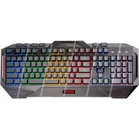 Asus CERBERUS MKII Gaming Keyboard, Macro Keys, Multi Colour LED Backlighting, 19 Anti Ghosting Keys