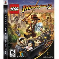Lego Indiana Jones 2 The Adventure Continues Game