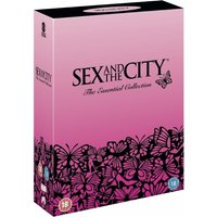 Sex And The City Seasons 1 - 6 Complete Box Set DVD