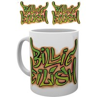 Billie Eilish Graffiti Mug