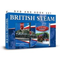 British Railways Slim DVD & Book Set