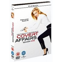 Covert Affairs Complete Series 1 DVD