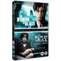 Woman In Black 1 & 2 Angel of Death DVD