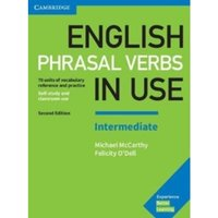English Phrasal Verbs in Use Intermediate Book with Answers : Vocabulary Reference and Practice