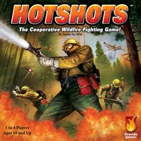 Hotshots Board Game
