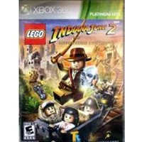Lego Indiana Jones 2 The Adventure Continues Game (Classics)