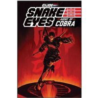 G.I. Joe Snake Eyes Agent Of Cobra