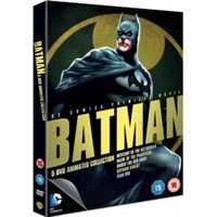 Batman Animated Box Set DVD
