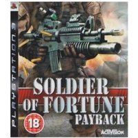 Soldier Of Fortune Payback Game