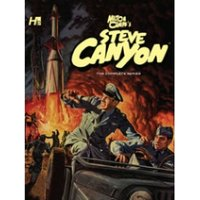 Steve Canyon: The Complete Series Volume 1 Hardcover