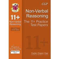 11+ Non-Verbal Reasoning Practice Test Papers: Multiple Choice - Pack 2 (Gl & Other Test Providers)