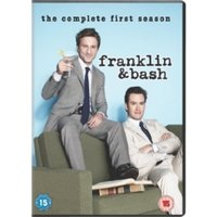 Franklin & Bash Season 1 DVD