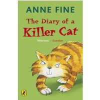 The Diary of a Killer Cat by Anne Fine (Paperback, 1996)