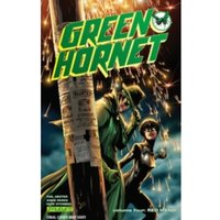 Green Hornet Volume 4: Red Hand TP