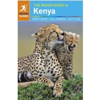 The Rough Guide to Kenya by Rough Guides (Paperback, 2016)