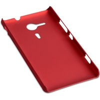 YouSave Accessories Sony Xperia SP Hybrid Case - Red