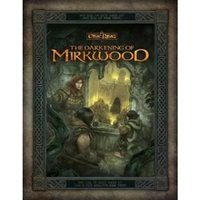 The Darkening of Mirkwood The One Ring RPG
