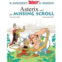 Asterix: Asterix and the Missing Scroll : Album 36