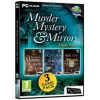 Murder Mystery & Mirrors Triple Pack Game