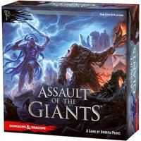 Dungeons & Dragons Assault of the Giants Standard Board Game