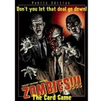 The Zombies!!! Card Game