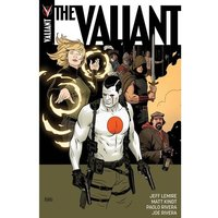 The Valiant Deluxe Edition Hardcover
