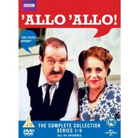 'allo 'allo: The Complete Series 1-9 DVD