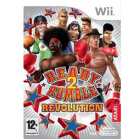 Ready To Rumble Revolution Game
