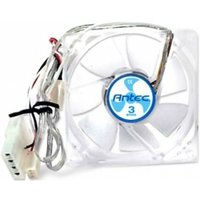 Antec TriCool Case fan 80 mm 0-761345-75080-6