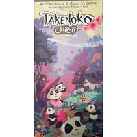 Takenoko Chibis Expansion Board Game