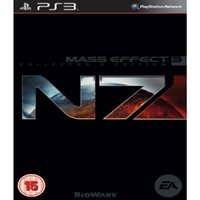Mass Effect 3 N7 Collector's Edition Game