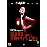 Blood From The Mummys Tomb DVD