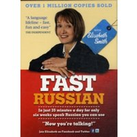 Fast Russian with Elisabeth Smith (Coursebook): Coursebook by Elisabeth Smith (Mixed media product, 2011)