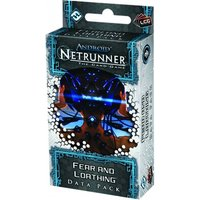 Android Netrunner Card Game Fear and Loathing Data Pack
