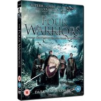 The Four Warriors DVD