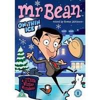 Mr Bean: On Thin Ice & Other Winter Wonders DVD