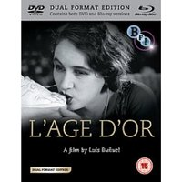 L'Age d'or (Blu-Ray DVD)